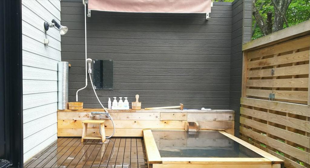 栃木県那須温泉で愛犬と宿泊