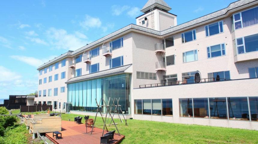 北海道のペットと泊まれるホテル「心のリゾート海の別邸ふる川」