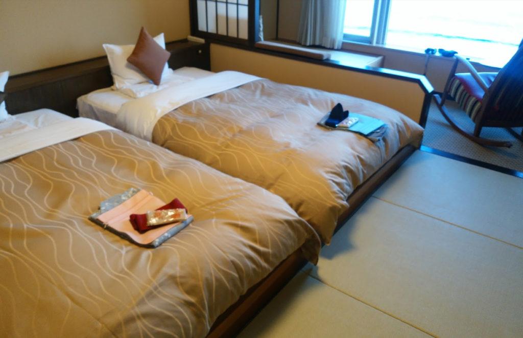 北海道のペットと泊まれるホテル「 心のリゾート海の別邸ふる川 」