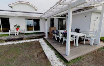 千葉県 ペットと泊まれる宿 Dog Cottage Hota Beach