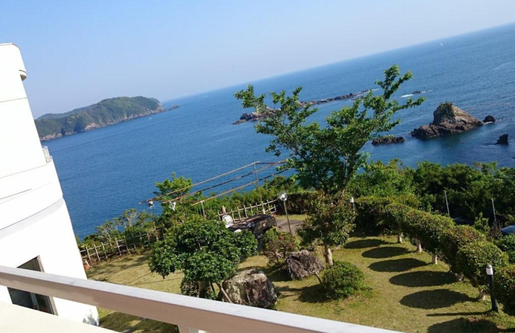 犬と泊まれる宿 三重県 「 ニューはまぐち屋旅館 」