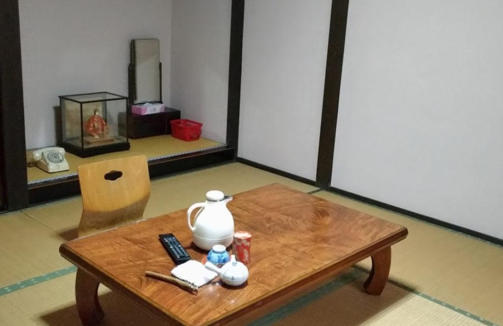 犬と泊まれる宿 福島県 「 本家星野屋別館 」