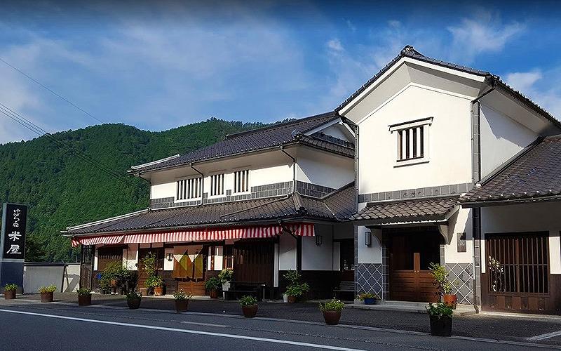 岡山県真庭市で愛犬と宿泊