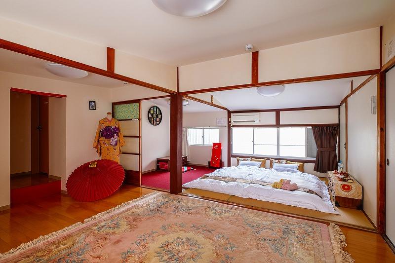 京都 伏見で愛犬と泊まれる宿