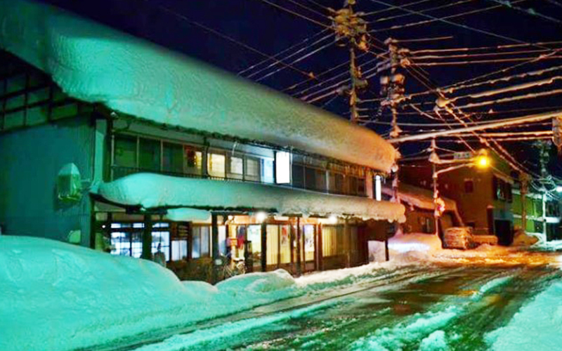 長野県飯山市でペットと宿泊