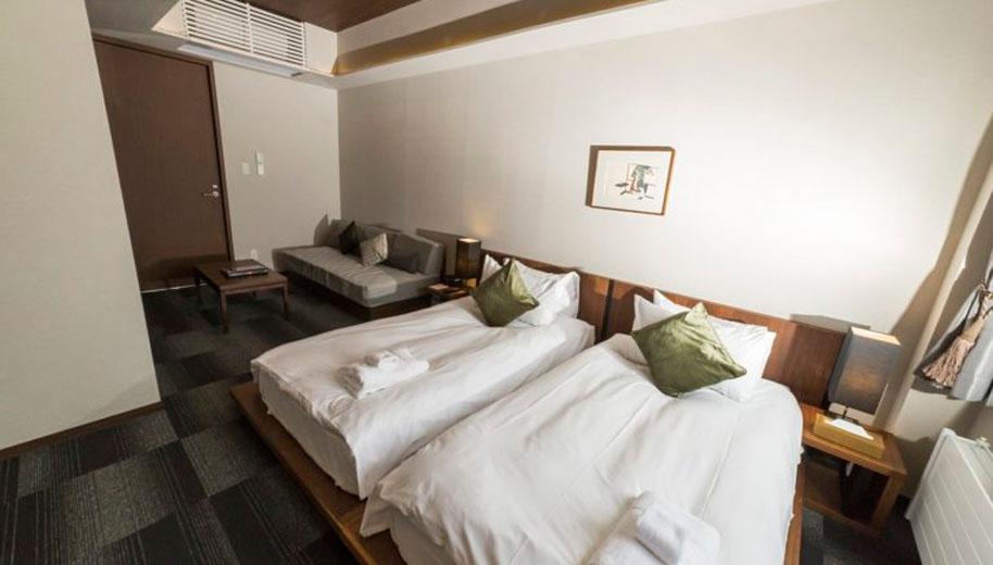 北海道ニセコで愛犬と泊まれる宿