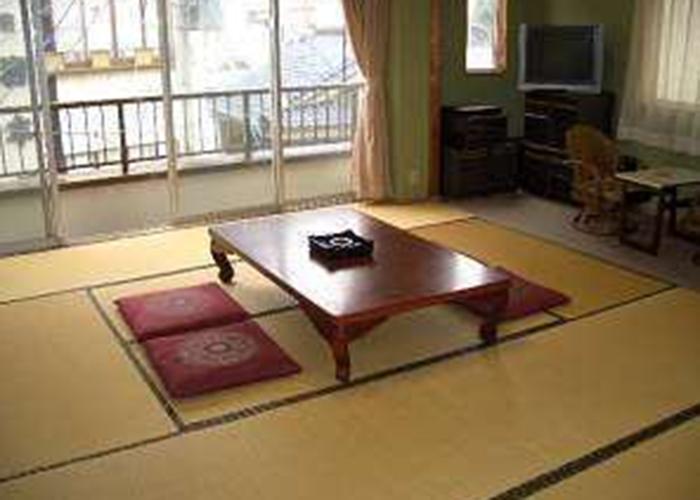 福井県で犬と泊まれる宿