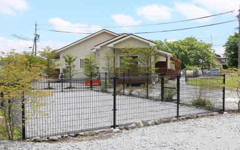 長野県軽井沢で愛犬と泊まれる宿
