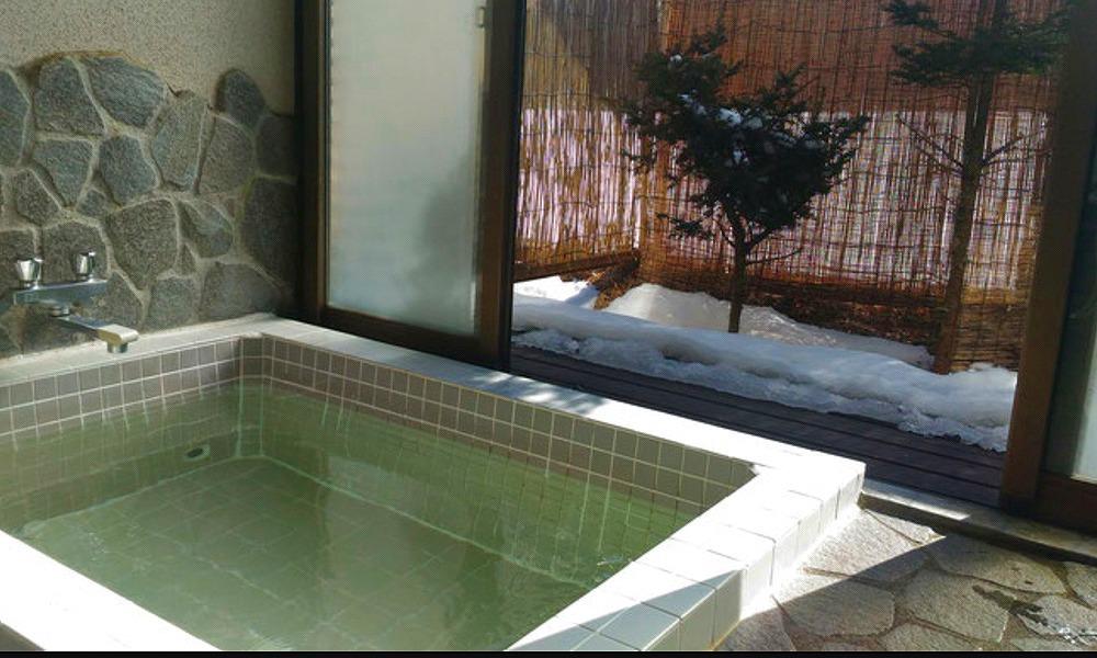 群馬県北軽井沢で愛犬と宿泊