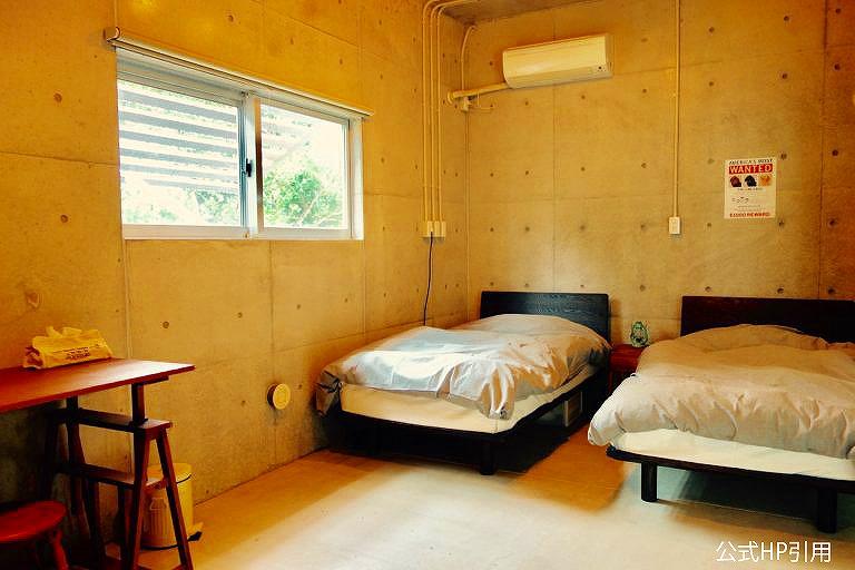 沖縄県石垣市で愛犬と宿泊