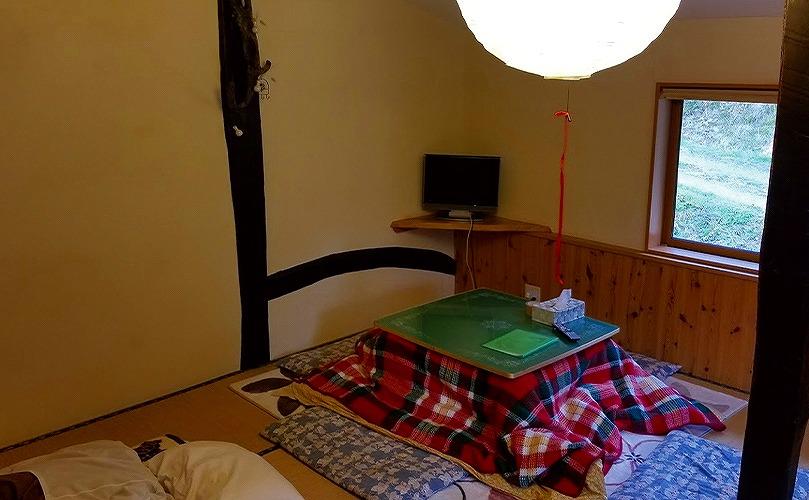 長野県白馬で愛犬と宿泊