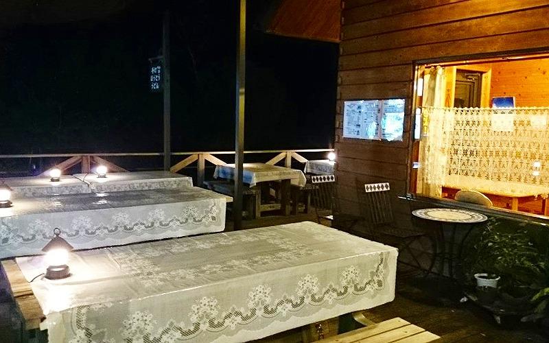 山梨県清里高原でペット宿泊