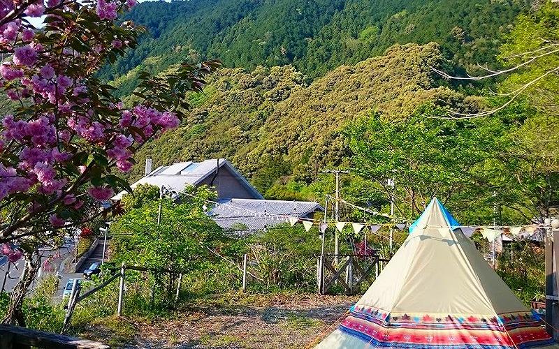 和歌山県日高川で犬と泊まれる宿