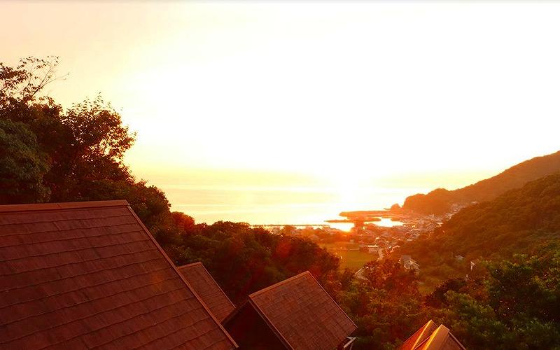 和歌山県白崎海岸でペット宿泊