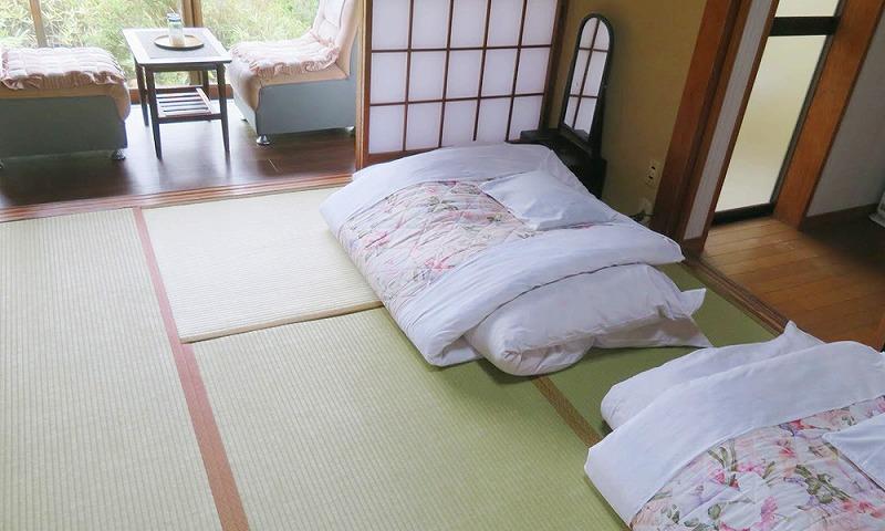 島根県宍道湖でペット宿泊