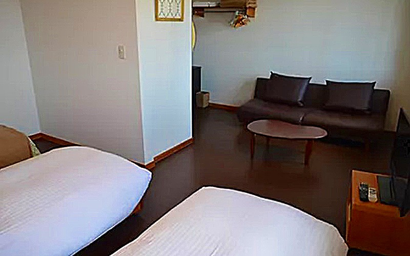 長野県車山高原でペット宿泊