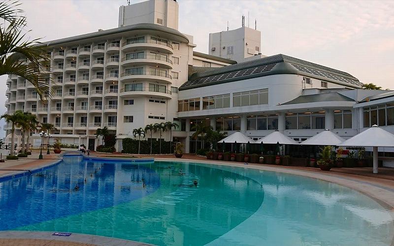 沖縄県恩納村でペットと泊まれるホテル