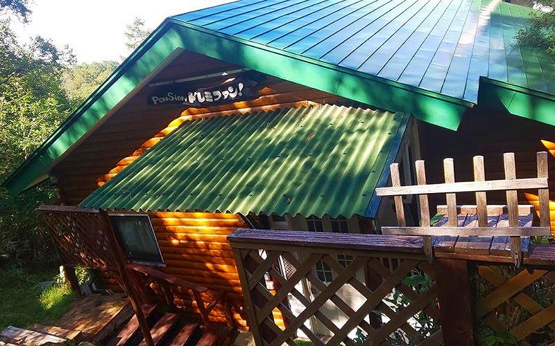 長野県白樺湖でペット宿泊