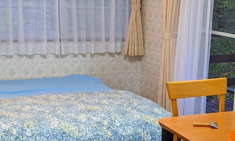 群馬県嬬恋村でペット宿泊