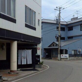 新潟県鵜の浜海岸でペット宿泊