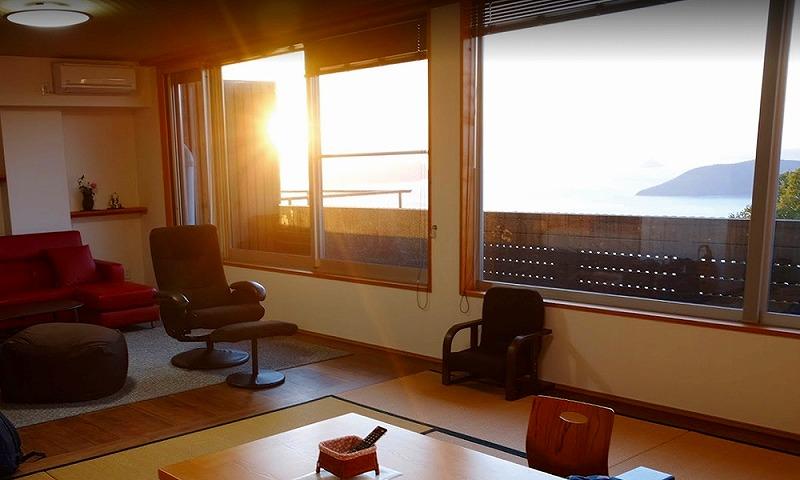 香川県瀬戸内海国立公園でペット宿泊
