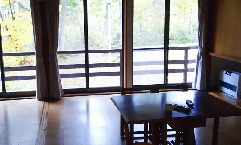 長野県黒姫高原で愛犬と泊まれる宿