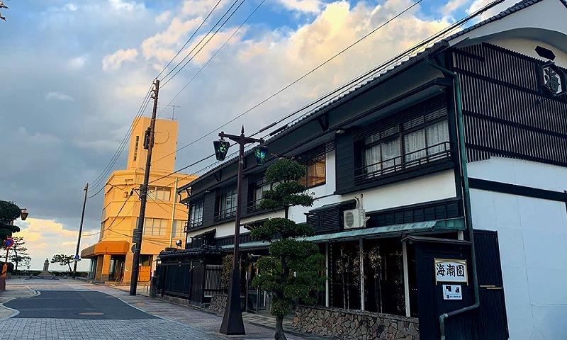 鳥取県米子市で犬と泊まれる宿