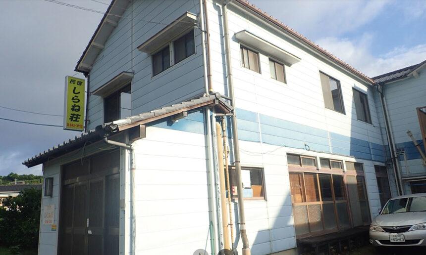 民宿しらね荘 口コミ 静岡県伊豆でペットと泊まれる宿