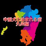 中型犬とペットと泊まれる宿 9選 九州編